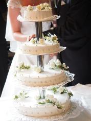 Heiraten-Hochzeit - Hochzeitsbräuche Hochzeitstorte
