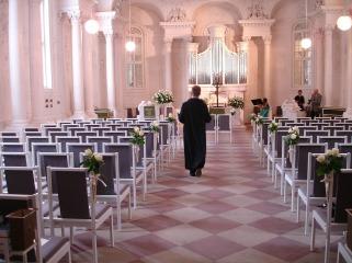 Heiraten Hochzeit - Musik in der Kirche