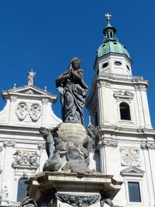 Hochzeit im Salzburger Dom