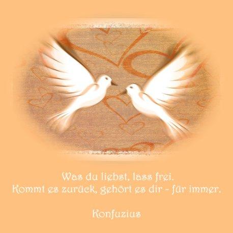 Heiraten Hochzeit - Spruch der Woche Konfuzius