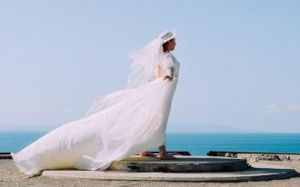 Heiraten Hochzeit Schleier
