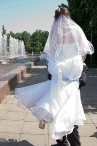 Heiraten und Hochzeit- Braut Entführung